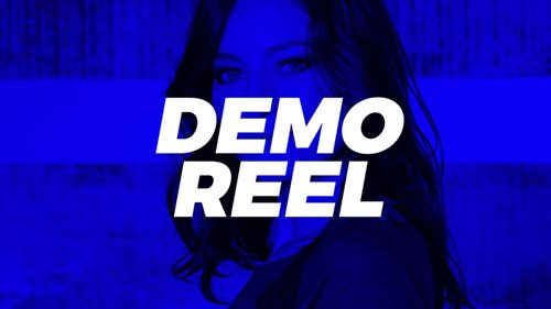 Demo Reel Promo Opener - Project for After Effects (Videohive)