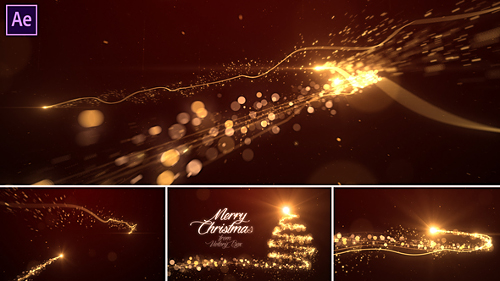 Christmas Lights - Project for After Effects (Videohive)