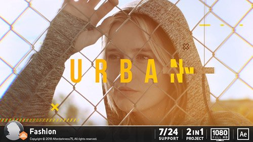 Fashion 21718358 - Project for After Effects (Videohive)