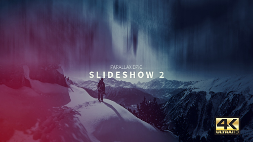 Parallax Epic Slideshow II - Project for After Effects (Videohive)