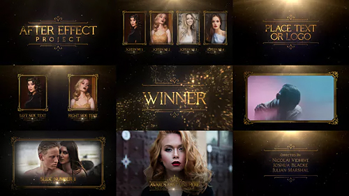 Awards - Project for After Effects (Videohive)
