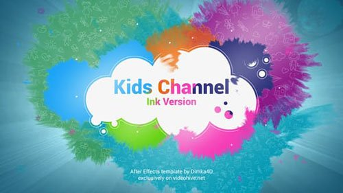 Kids Channel 22457712 - Project for After Effects (Videohive)