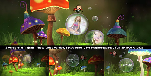 Fairy Tale Slideshow - Project for After Effects (Videohive)