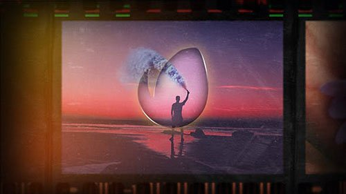 Photo Shutter Film Logo - Project for After Effects (Videohive)