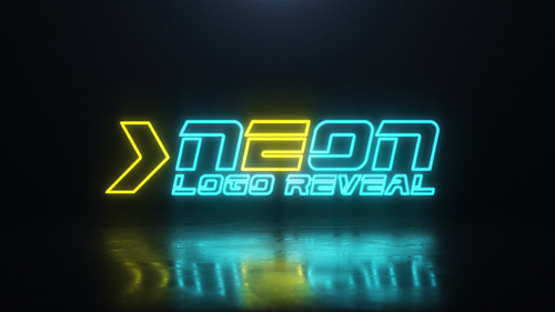 Neon Logo - Project for After Effects (Videohive)