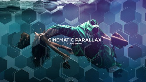 Cinematic Parallax Slideshow 19519021 - Project for After Effects (Videohive)