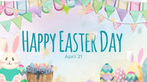 Easter Slideshow 23645801 - Project for After Effects (Videohive)
