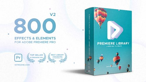 Premiere Library - Most Handy Effects - Premiere Pro Presets (Videohive)