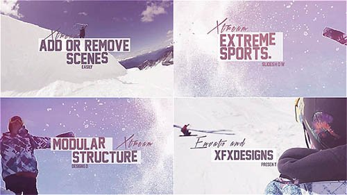 Extreme Sports Slideshow 9289183 - Project for After Effects (Videohive)