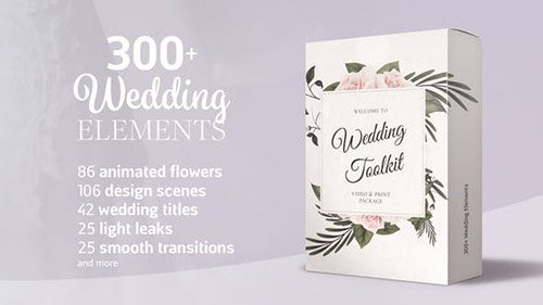 Wedding 21411390 - Project for After Effects (Videohive)