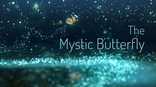 Mystic Butterfly Opener - Project for After Effects (Videohive)