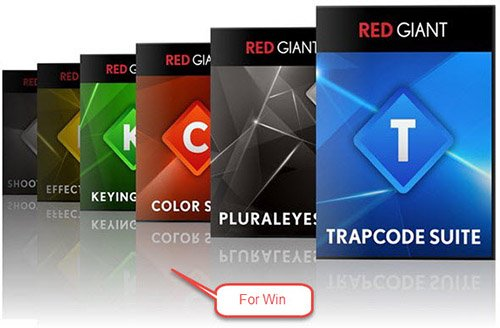Red Giant Complete Suite 2019 for Adobe (Updated 30.07.2019) For WIN | 3.66 Gb
