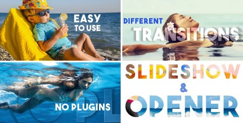 Upbeat Funky - Project for After Effects (Videohive)
