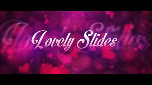 Lovely Slides 14656265 - Project for After Effects (Videohive)