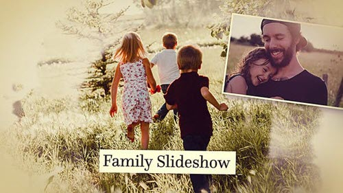 Family Slideshow 22510564 - Project for After Effects (Videohive)