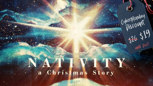 Christmas Nativity Story 23027276 - Project for After Effects (Videohive)