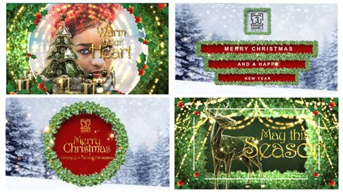 Christmas Pack 25223139 - Project for After Effects (Videohive)