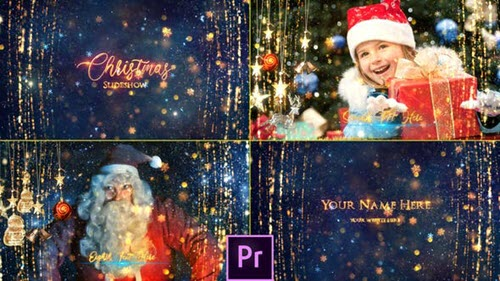 Christmas Slideshow - Premiere Pro - 25275907 - Project for After Effects (Videohive)