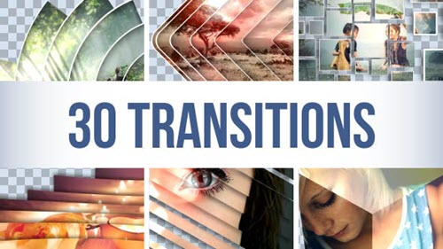 Transitions 19391334 - Project for After Effects (Videohive)