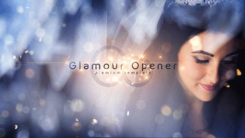 Glamour Opener - 21058143 - Project for After Effects (Videohive)