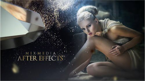 Go Gold Opener - 25891322 - Project for After Effects (Videohive)