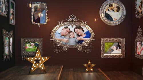 Romantic Gallery 23600290 - Project for After Effects (Videohive)
