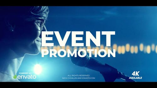 Event Promo 22494422 - Project for After Effects (Videohive)