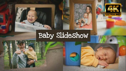 Baby Slideshow - 23205842 - Project for After Effects