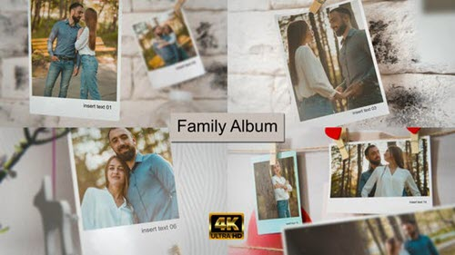 Family Album 2 - 23994944 - Project for After Effects