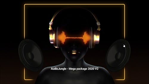 AudioJungle - Mega package 2020 v2