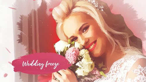 Wedding Freeze - 27211302 - Project for After Effects - Videohive