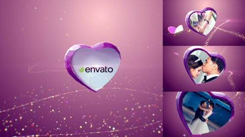 Valentine/ Wedding Slideshow - 22681251 - Project for After Effects (Videohive)