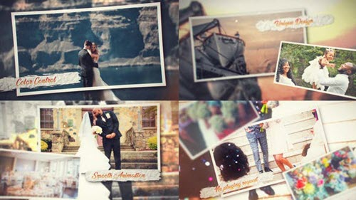 Elegant Wedding Story - 25998012 - Project for After Effects (Videohive)
