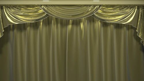 4K Opening Theater Curtain Pack - 23526878 (Videohive)