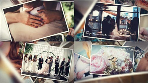 Wedding Photo Album - 27127529 - Project for After Effects (Videohive)