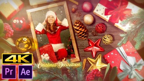 Christmas Slideshow - Premiere Pro - 29589457 - Project for After Effects