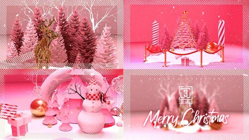 3-in-1 Christmas Short Intros Pack - 29667751 - Project for After Effects