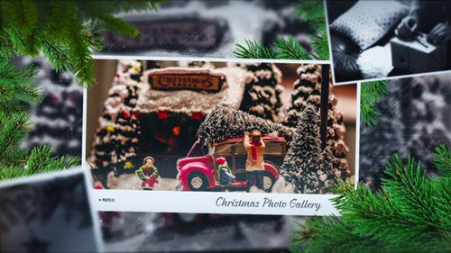 Christmas Gallery Slideshow - 29608001 - Project for After Effects