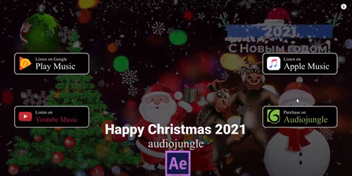 AudioJungle - Happy Christmas 2020