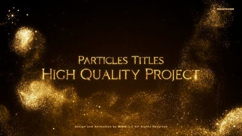 Awards Titles - 30195740 - Project for After Effects