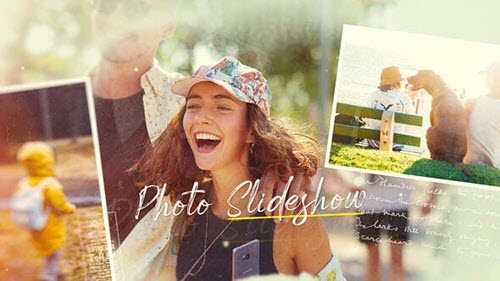 Photo Slideshow - Beautiful Moments - 31832624 - Project for After Effects