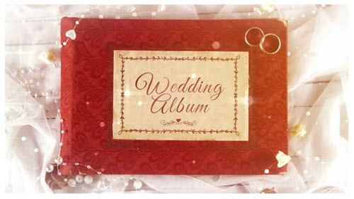 Wedding Day Album Opener - 33121746 - Project for After Effects