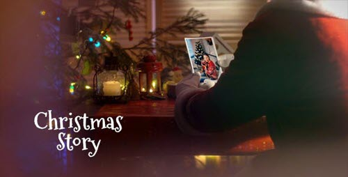 Christmas Story - 20948265 - Project for After Effects