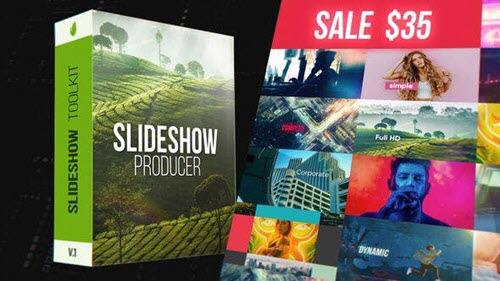 Slideshow Producer - 23636818 - Project for After Effects